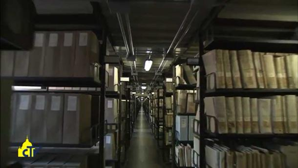 The Vatican Secret Archives is the central repository in the Vatican City for all acts promulgated by the Holy See.