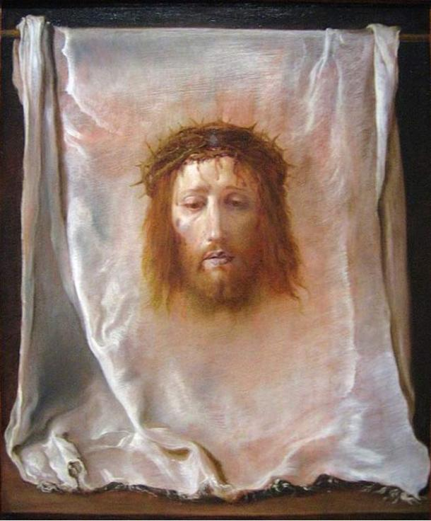 'The Veil of Veronica' by Domenico Fetti, 1588 – 1623