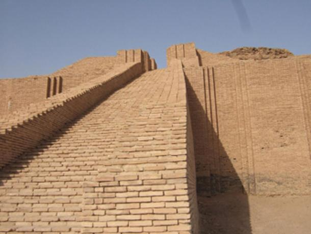 The Ziggurat of Ur in present-day Iraq. (Kaufingdude / CC BY-SA 3.0)