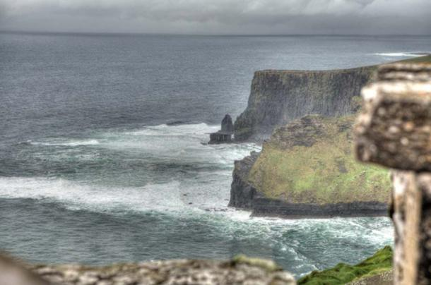 The dramatic landscape of the Cliffs of Moher. (Image credit: Ioannis Syrigos)