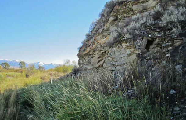 The earliest known North American burial was found here in western Montana. (Mike Waters)