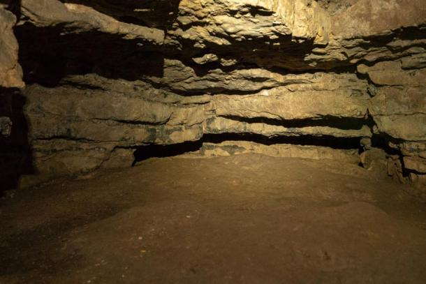 The eerie interior of a Kesh cave. Credit: Ioannis Syrigos