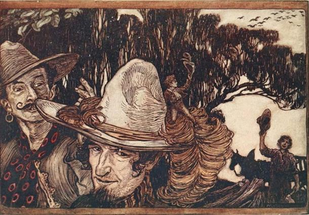 The fairy tales of the Brothers Grimm (1916) (Public Domain)