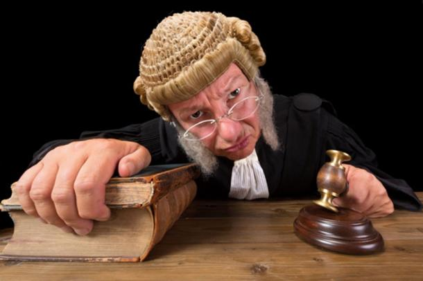 The judge did not accept that the sheep damaged Offa's Dyke and passed sentence on Pugh. (Anneke / Adobe Stock)