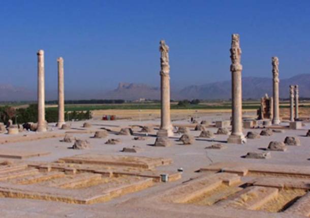 The magnificent columns of the Apadana. (Sebastià Giralt / CC BY-SA 2.0)