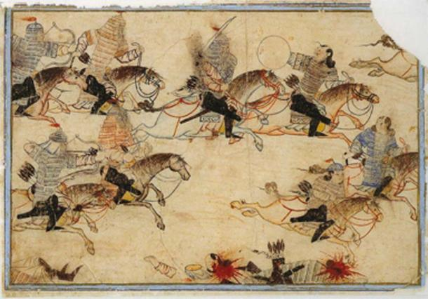 The negative repercussions of the climate of Europe caused Mongol bows to falter. (Yaan / Public Domain)