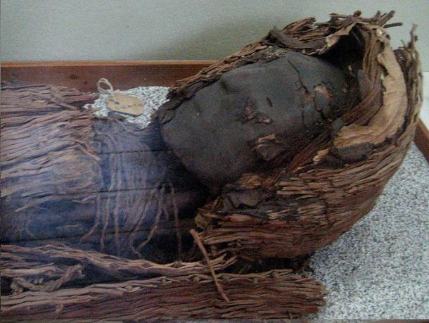 The oldest embalmed humans found were in the Atacama desert, Chile. (CC BY 2.0)