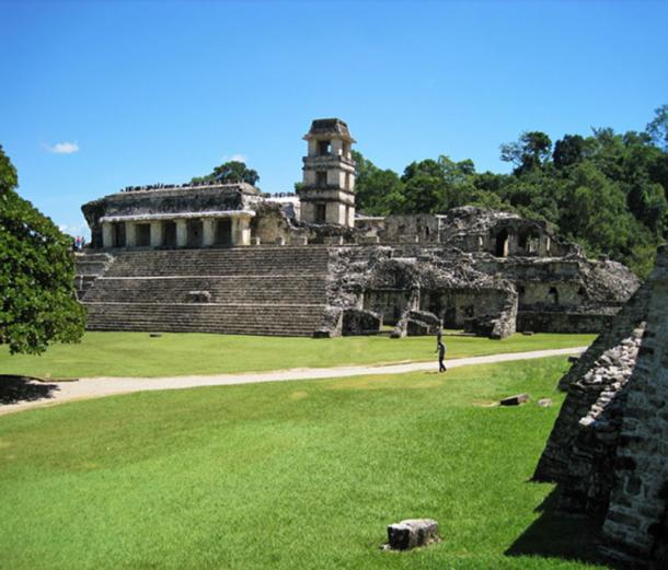 The palace was the seat of power in Palenque. (© georgefery.com / Author Supplied)