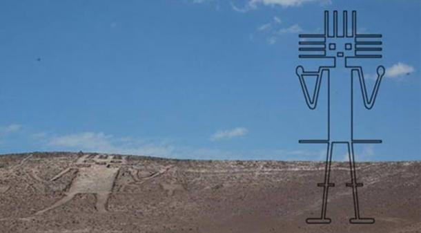 The puzzling case of the Atacama Giant - Diez Geoglifos asombrosos y misteriosos del mundo antiguo