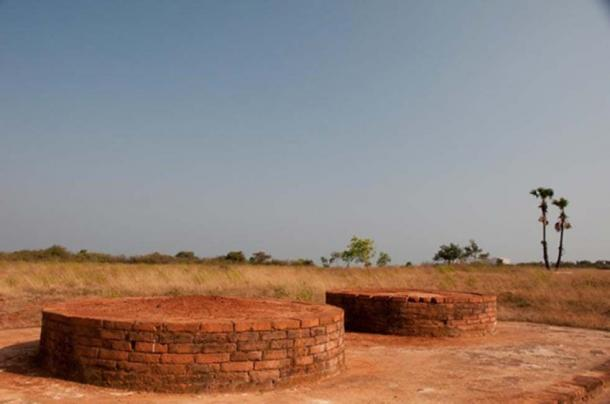 The ruins of Bavikonda, Andhra Pradesh, India. (Chatterjee, S / CC BY 2.0)