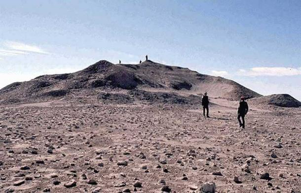 The ruins of Eridu in 2011. (Ltybcc1/CC BY SA 3.0)