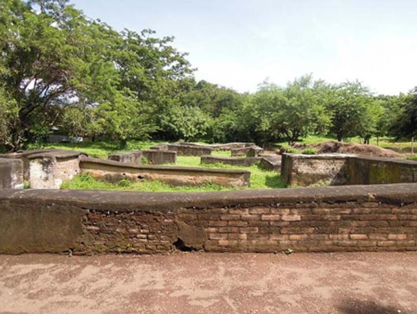 The ruins of León Viejo. CC BY 3.0