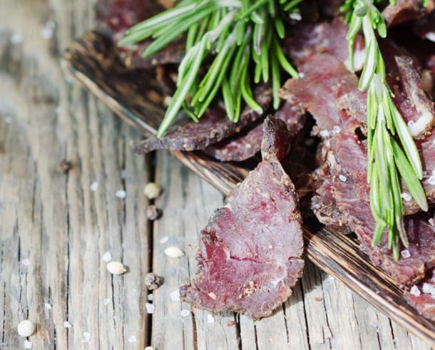 The salt trade was valuable to food preservation. (WildDago / Adobe)