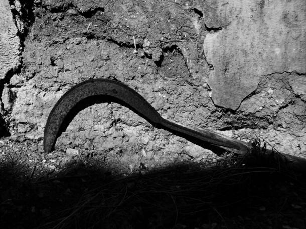 The sickle has long been seen as a powerful symbol in many ancient traditions