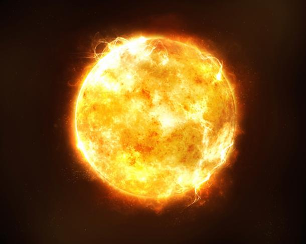 The sun. (Kevin Carden / Adobe)