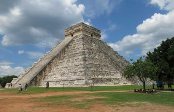 The temple of Kukulcan at Chichen Itza (Filip Maljković / flickr)