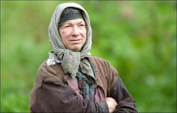 The woman who time forgot. Agafya Lykova has lived as a hermit for decades in the Siberian wilderness