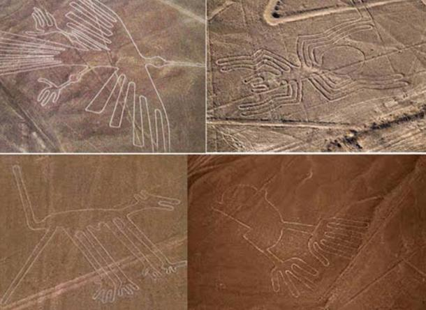 The world-renowned Nazca lines