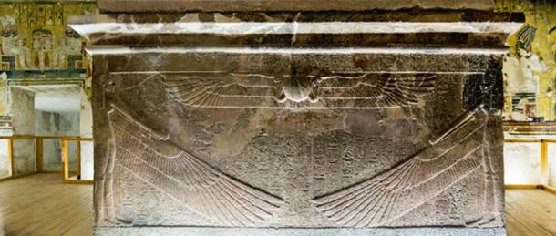Theban Tomb of Ay (WV23).