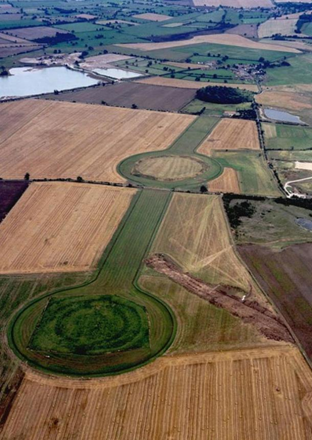 Thornborough Henges, Thornborough, North Yorkshire, England