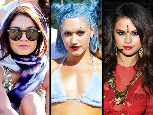 Three celebrity women who have created a lot of controversy for wearing a bindi.