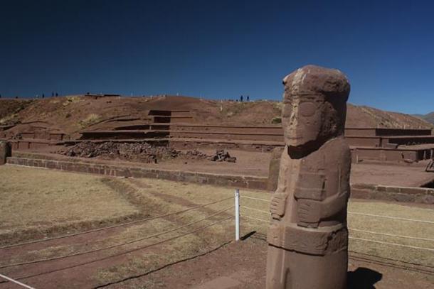 Tiahuanaco.