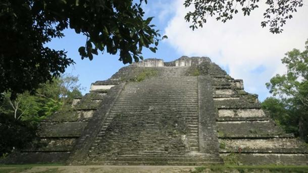 Tikal National Park - Petén Basin, Flores, Guatemala UNESCO World Heritage Site (CC BY-SA 4.0)