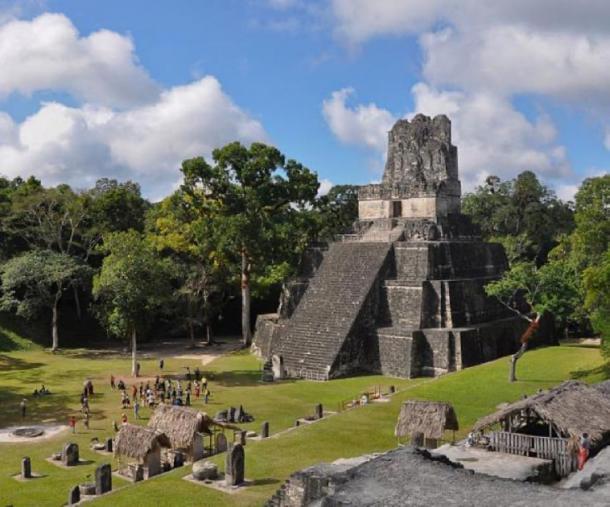 Tikal Temple II. (MrPanyGoff/CC BY 2.0)