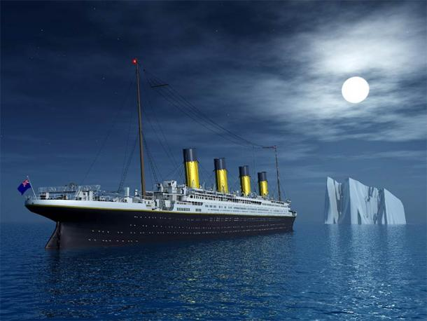 The Titanic sinking involved an iceberg but what else went wrong? (Michael Rosskothen / Adobe Stock)