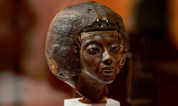 Tiye, the Great Royal Wife of Amenhotep III and mother of Akhenaten and grandmother of Tutankhamun