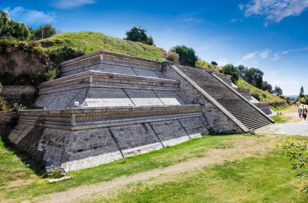 The Great Pyramid of Cholula, also known as Tlachihualtepetl, is the largest known pyramid on Earth in terms of volume
