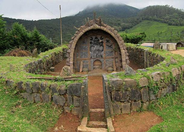 Toda temple at Mullimunth.