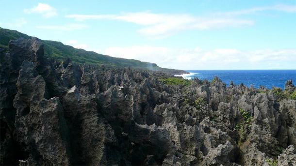 Togo Chasm landscape, Hakupa, Niue (CC BY-SA 2.0)