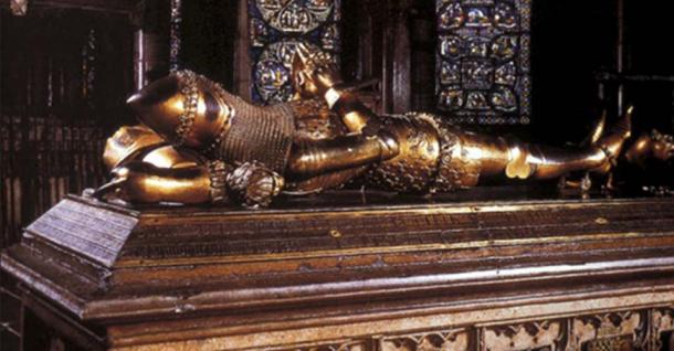 Tomb of Edward.