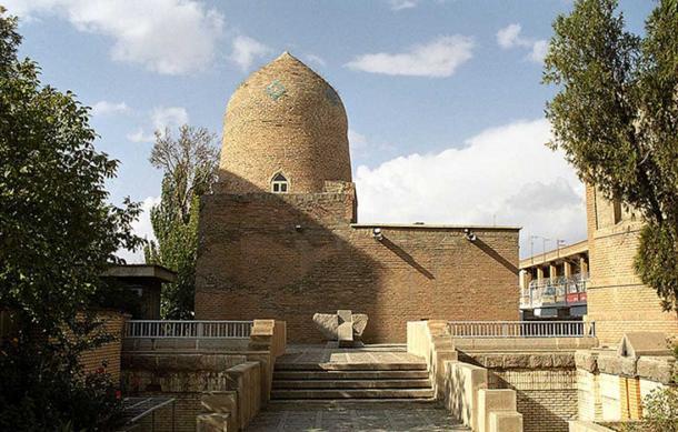 Tomb of Esther and Mordechai, Hamedan, Iran.