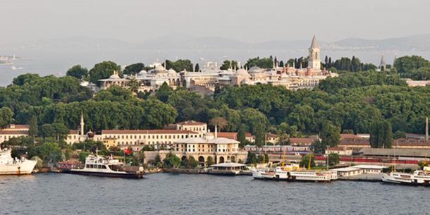 Topkapı Palace, Istanbul, Turkey.