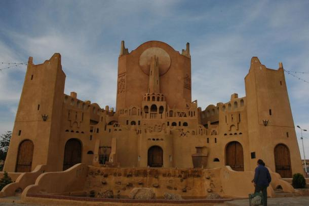 Traditional architecture, Ghardaïa (CC BY 2.0)