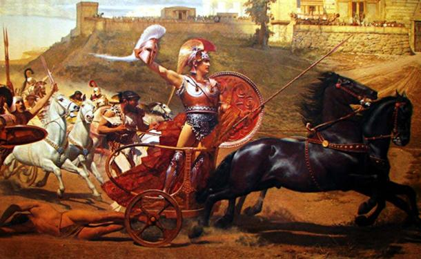 The Triumph of Achilles