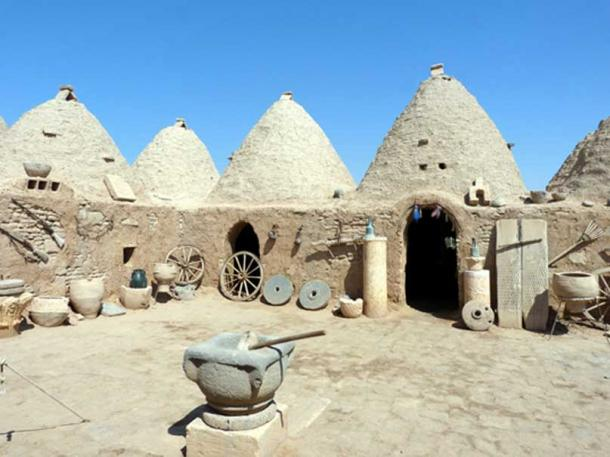 Trulli in Harran
