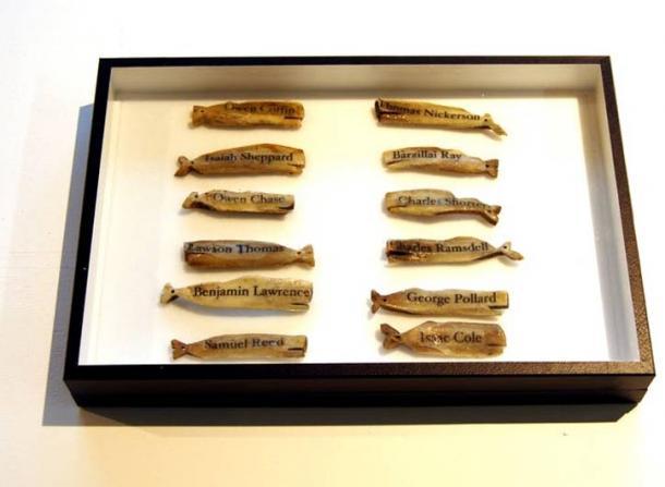 Twelve Fishy Men, Angela Cockayne, 2013. Author provided Whale slaughter
