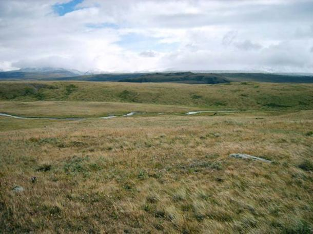 Ukok Plateau, Siberia, is one of the last remnants of the mammoth steppe. Wikipedia/Kobsev, CC BY-SA