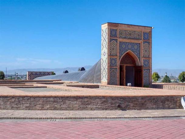 Ulugh Beg Observatory, Samarkand (Videobuzzing / Adobe Stock)