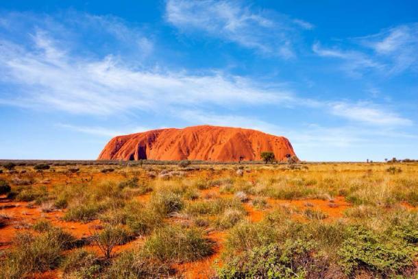 The Uluru site in Australia. (beau / Adobe stock)