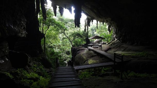 Niah Cave, Borneo. (CC BY 3.0)