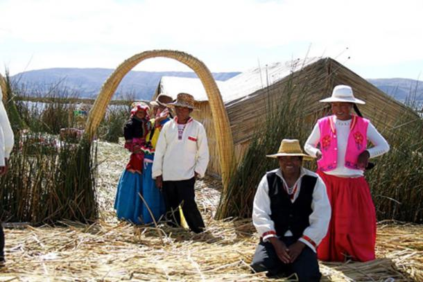 Uros people.