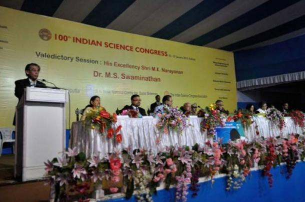 Valedictory Session of the 100th Indian Science Congress in Kolkata
