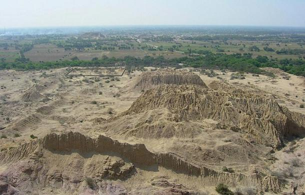 The Valley of Túcume, one of Peru's most important archaeological sites.