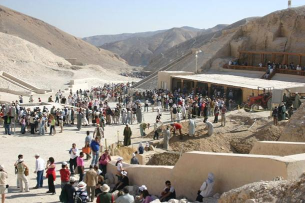 Valley of the Kings, KV63.