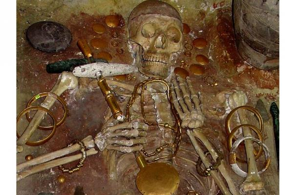 Varna Man and the Wealthiest Grave of the 5th Millennium BC – Bulgaria