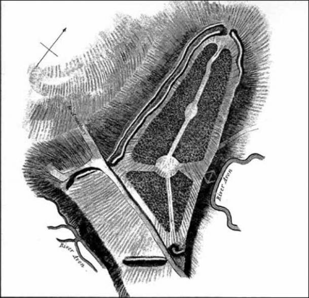 Vespasian's Camp, an Iron Age hill fort